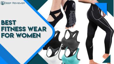 Photo of 10 Best Fitness Wear For Women