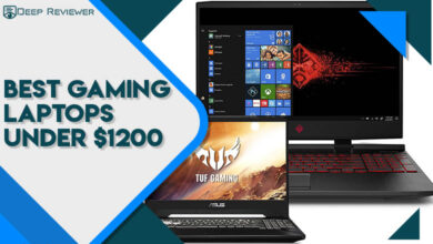 Photo of Best Gaming Laptops Under $1200