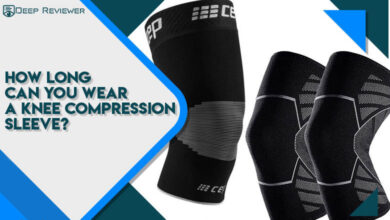 Photo of How Long can You Wear a Knee Compression Sleeve?