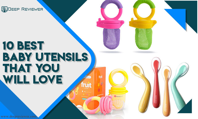 10 Best Baby Utensils That You will Love