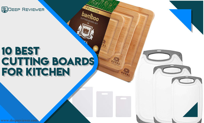 10 Best Cutting Boards For Kitchen