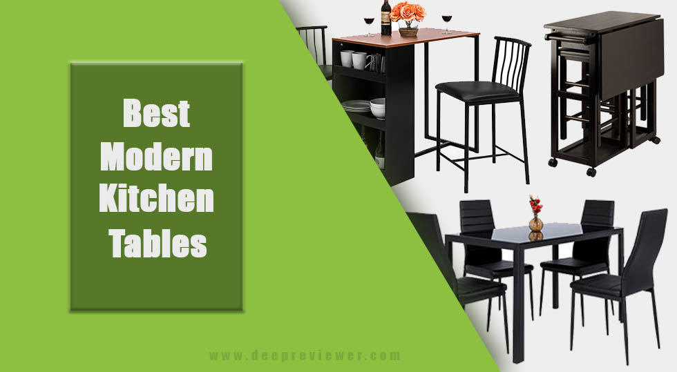 Photo of 10 Best Modern Kitchen Tables