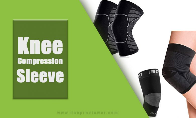 11 Best Knee compression sleeve