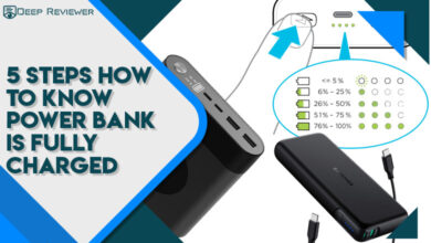 Photo of 5 Steps How to Know Power Bank is Fully Charged?