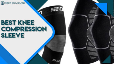 Photo of Best Knee Compression Sleeve