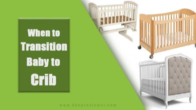 Photo of When to transition baby to crib