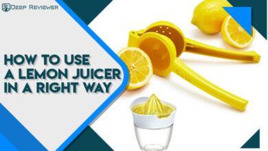 Photo of How to Use a Lemon Juicer in a Right Way?