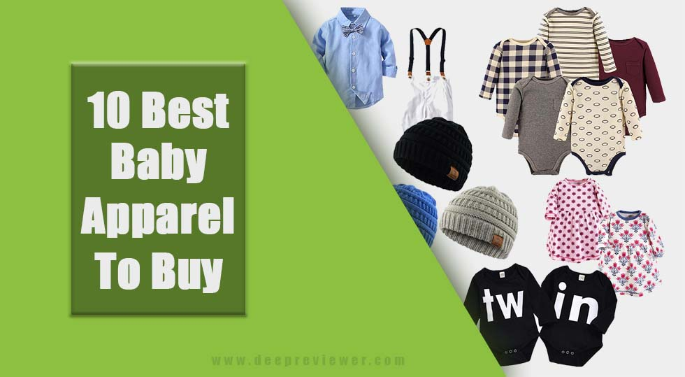 Photo of Top 10 Baby Apparels to buy