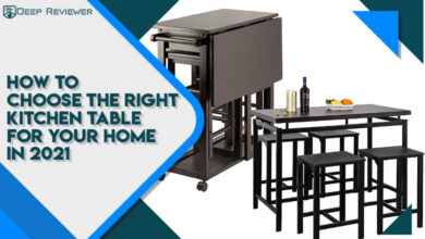 Photo of How to Choose the Right Kitchen Table for Your Home in 2021